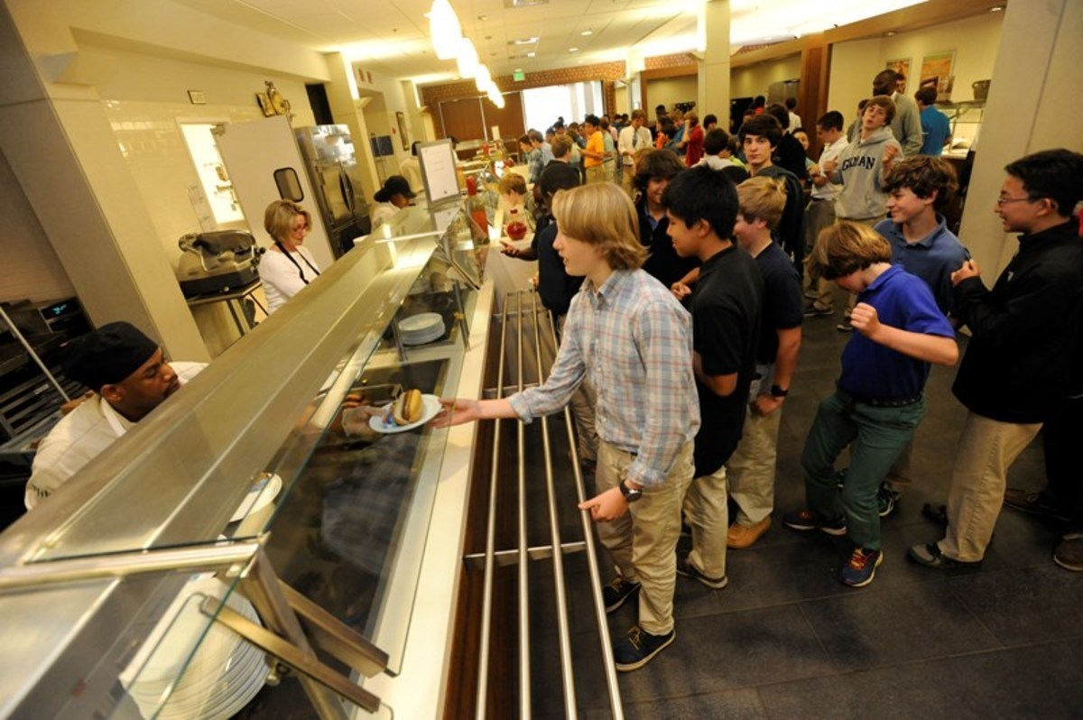 Kitchen and Dining Facility Tours, Aug. 22 (Date Change)