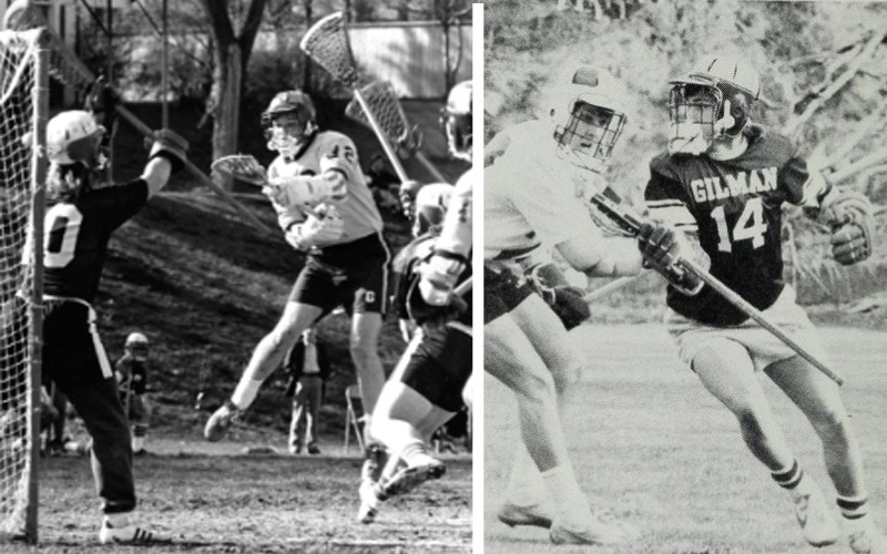 Two Alums Inducted Into Lacrosse Hall of Fame